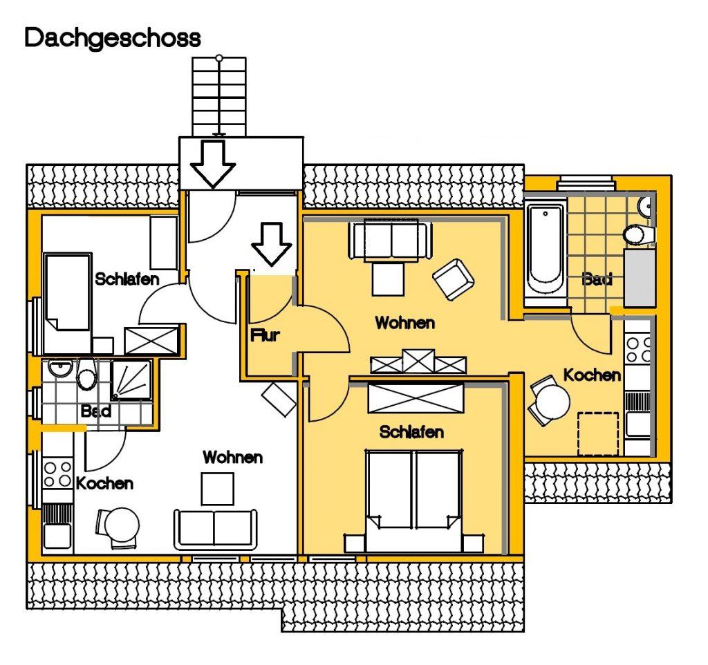 Appartement Juist