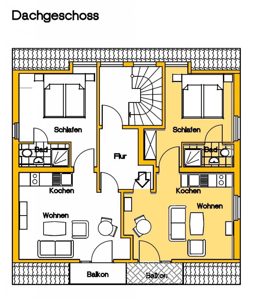 Appartement Spiekeroog