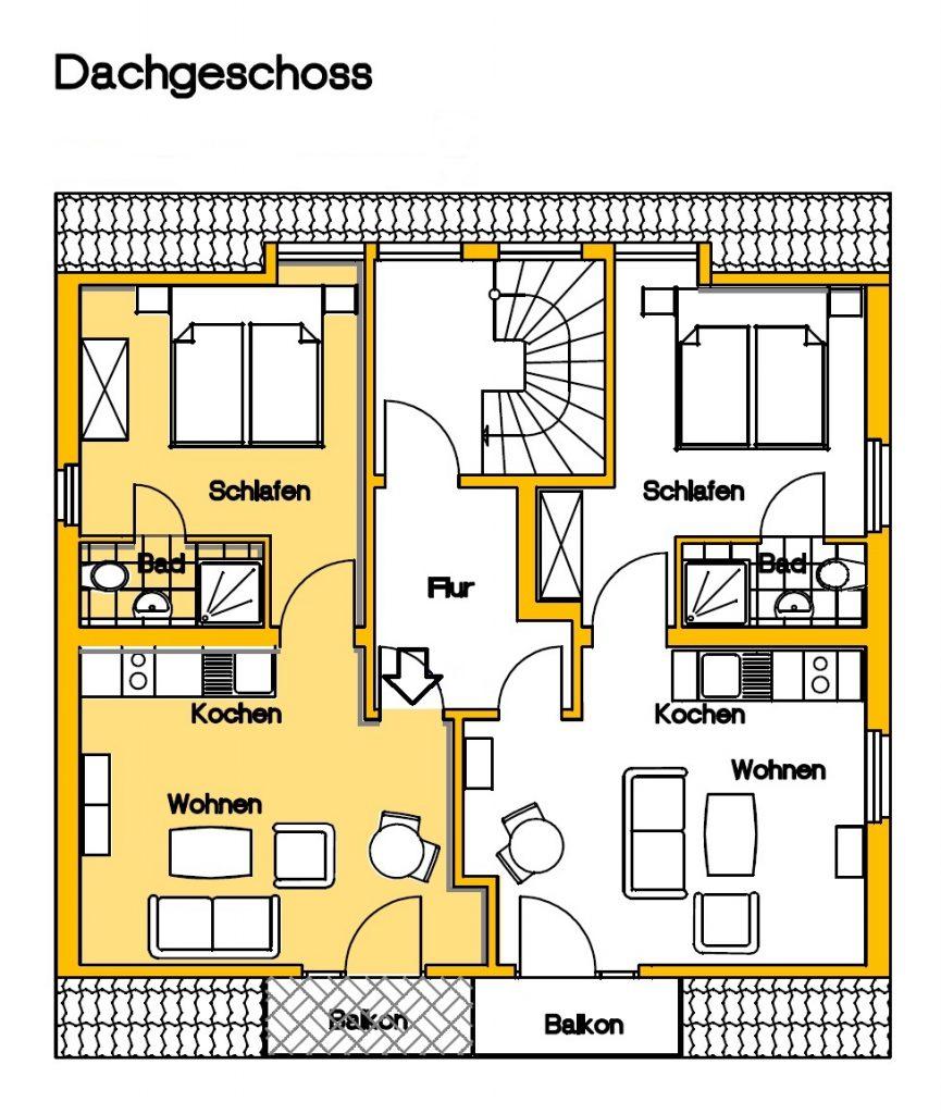 Appartement Wangerooge